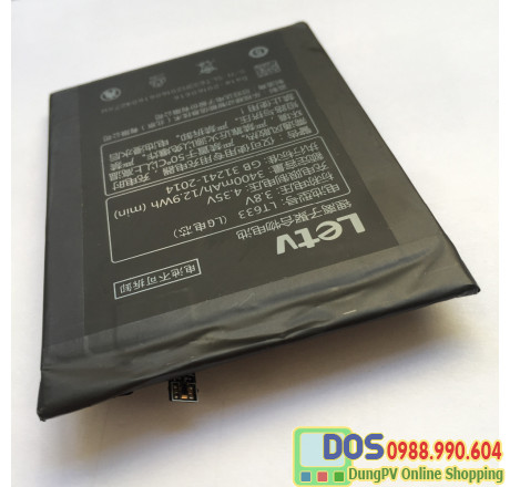 thay pin điện thoại letv x900 chính hãng 2