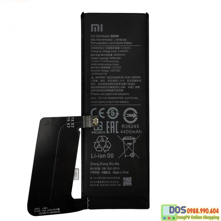 thay pin điện thoại xiaomi mi 10 pro 5g chính hãng