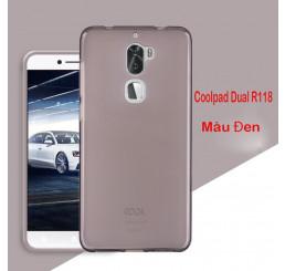 Ốp lưng Coolpad dual r116 silicone, phụ kiện điện thoại coolpad dual