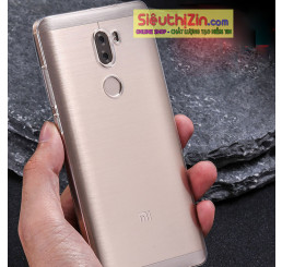 Ốp lưng Xiaomi Mi 5s Plus ( xiaomi Mi5 Plus) silicone  trong suốt