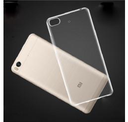 Ốp lưng Xiaomi Mi5x ( xiaomi mi5x )  silicone trong suốt