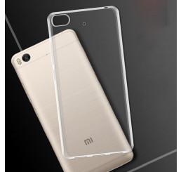 Ốp lưng Xiaomi Mi5s ( xiaomi mib5s )  silicone trong suốt